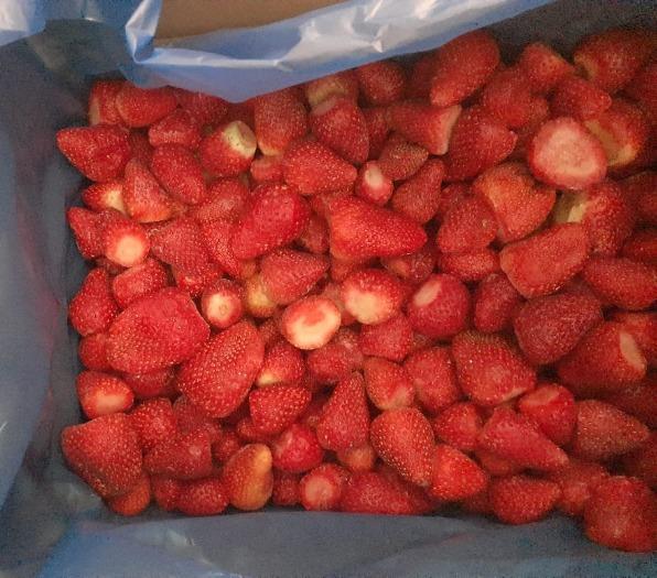 Frozen Strawberries  - Dried & Frozen