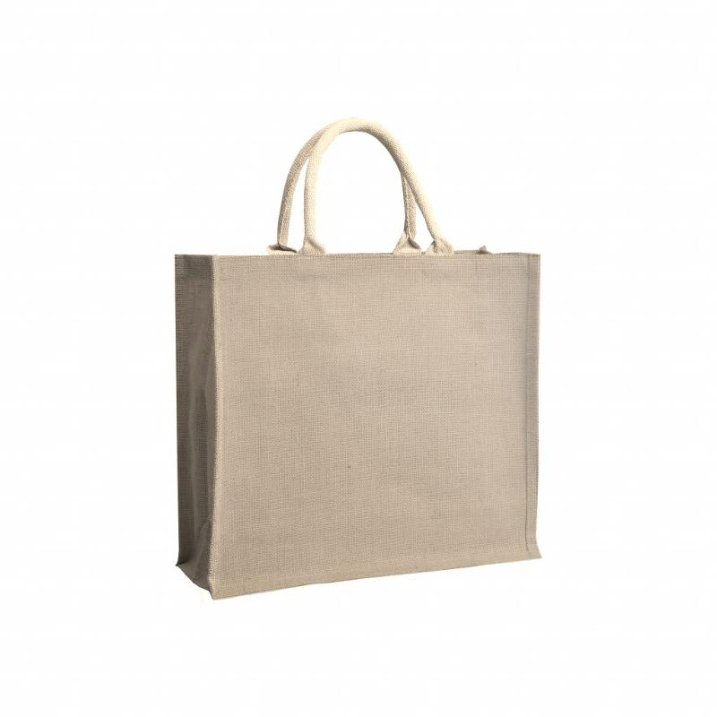 Shopper en JuCo - JuCo (75% jute + 25% coton)