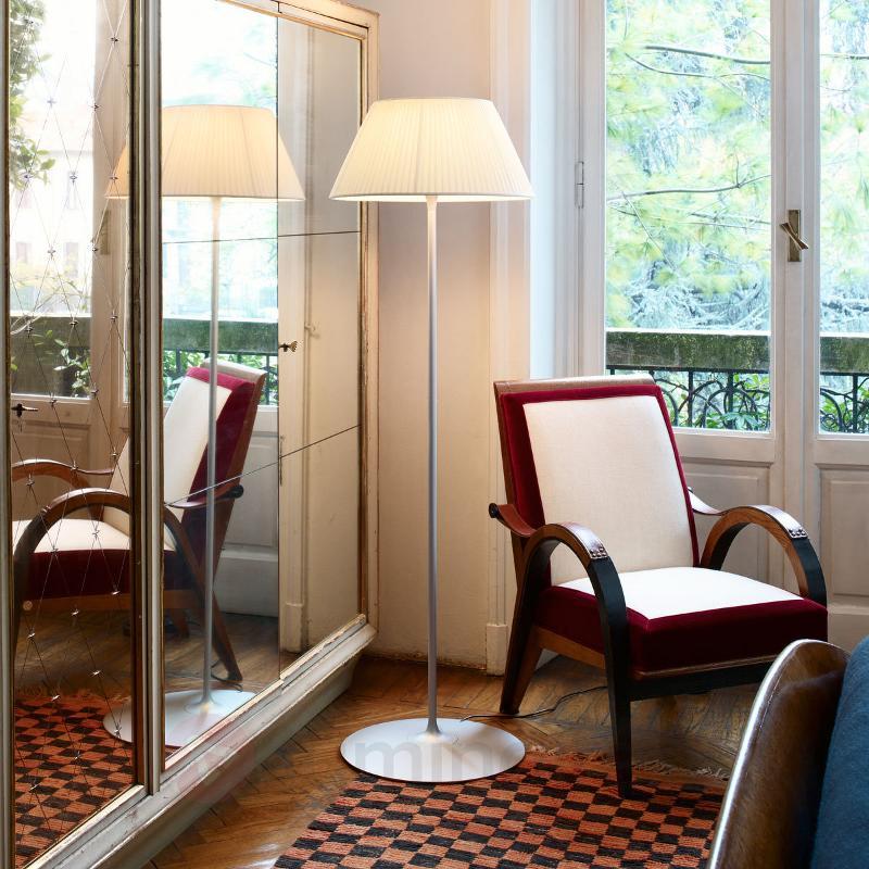 Lampadaire ravissant Romeo Soft F - Lampadaires design