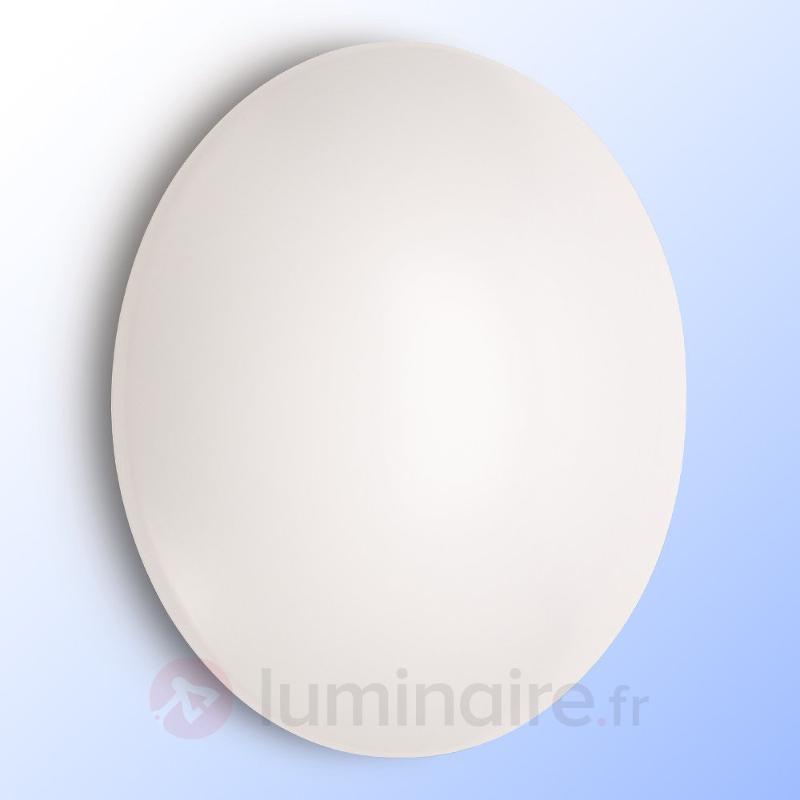 Applique LED simple Suede - Appliques LED