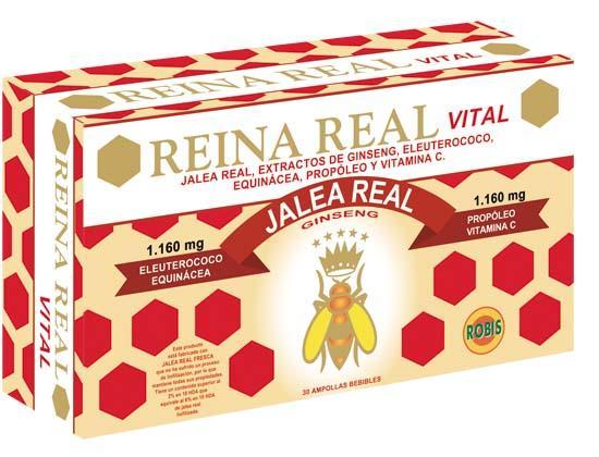 Royal Jelly Vital - REINFORCES VITALITY
