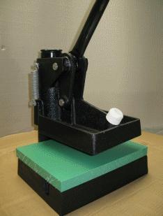 Hand cutting machine