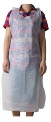Pe Nylon Gown - null