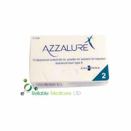 Cosmetics - Azzalure 2x125IU