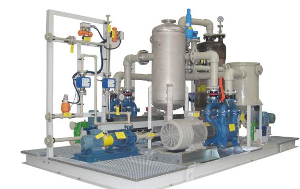 solid liquid separation package - Filters & Filtration Systems