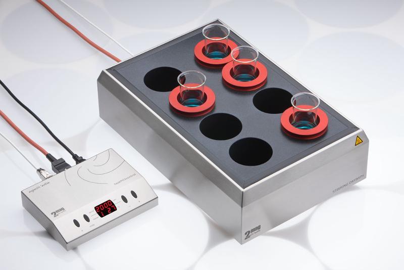 STIRRING DRYBATH 8-250 ERL - Stirring and heating