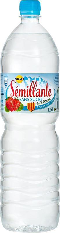 Sémillante Fraise Sans Sucres 150 cl - Boissons
