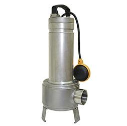 Submersible drainage pumps - KPV ® 550 to 1500