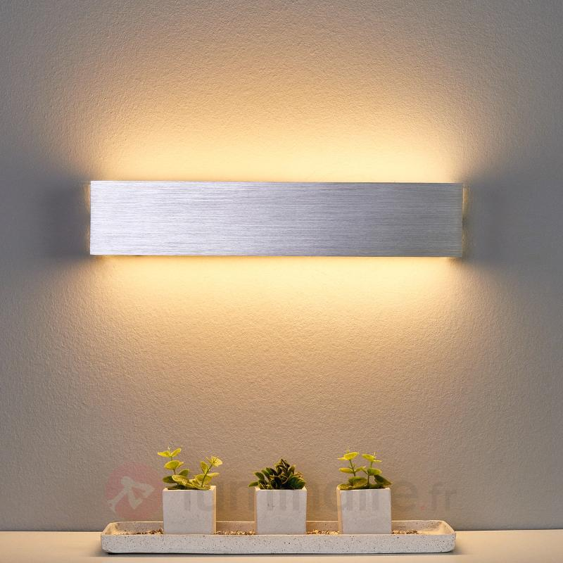 Ranik - applique en aluminium avec LED - Appliques LED