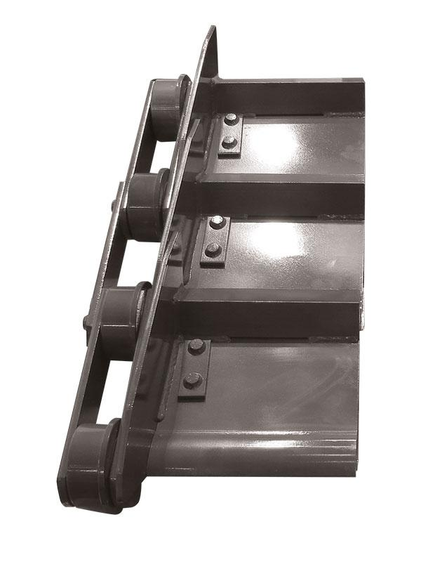 INFEED CONVEYORS FOR SCRAP AND SOLID WASTE SYSTEMS  - A250