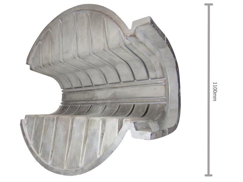 Wärmebehandlung Aluminium -