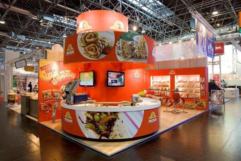 Mission Foods - Project - Salon : Intercool/Hogatec