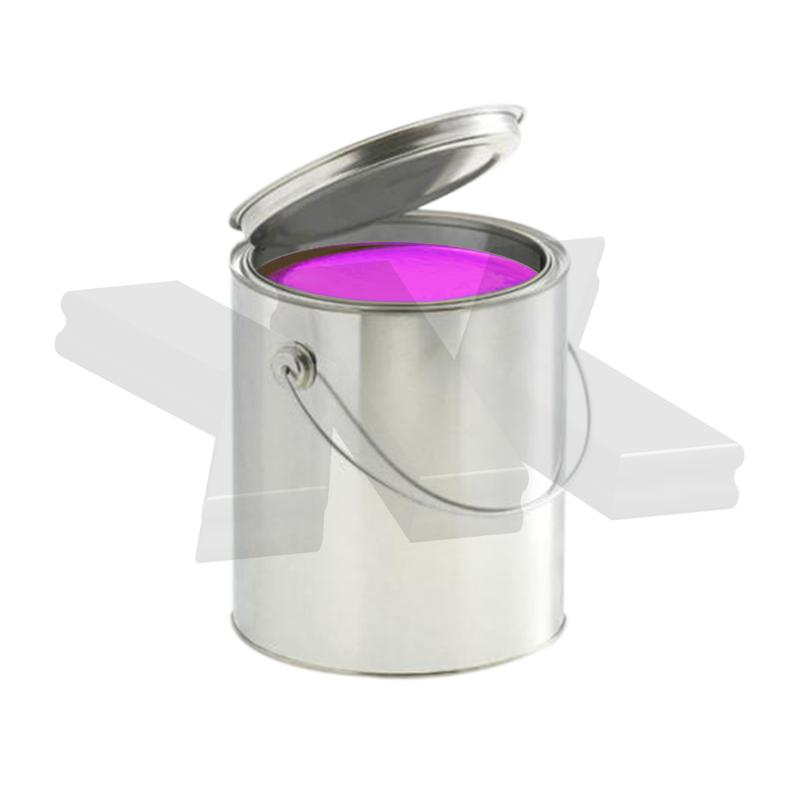 Lacquer - 1,5 kg, incl. hardener, RAL - Laquers
