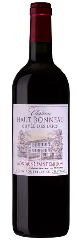 Montagne Saint-Emilion wine AOC - Château Haut Bonneau Cuvée des Ducs