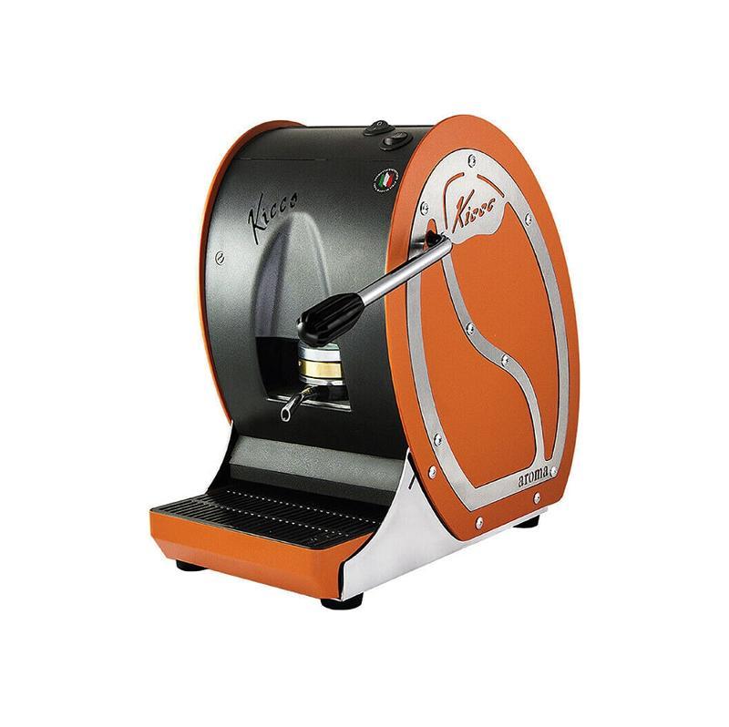 Macchine a Cialde Kicco Colore Arancio 50 Cialde Omaggio - Aroma Kicco