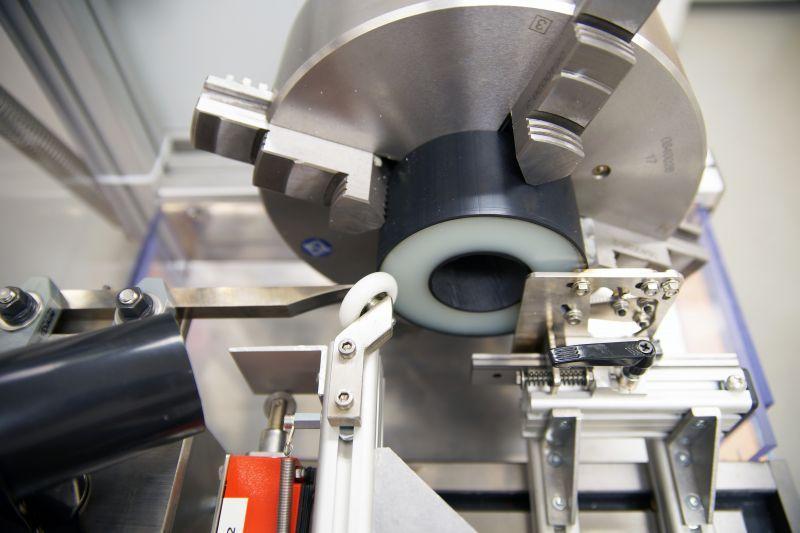 Kabelschneider Cable O-Ring Cutter 150 - Kabelschneider ORC 150 für Kabelproben bis zu einem Außendurchmesser von 150mm