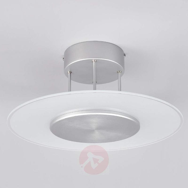 Dora - glass ceiling lamp with dimmable LEDs - Ceiling Lights