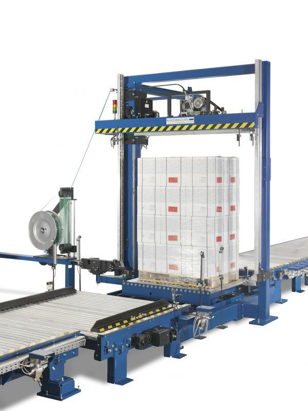 KCS-111 - 栈板打包机压板