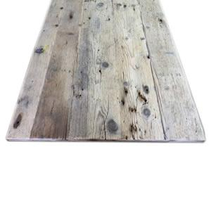 Flooring table - Reclaimed Flooring table