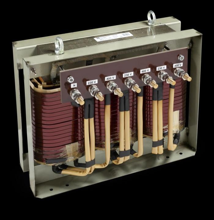 Dreiphasen Transformatoren - ATT120000
