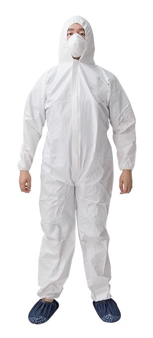 Microporous film Coverall - null