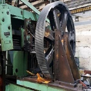 колесо зубчатое m10 z170 - шестерня до m20
