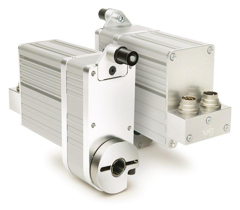 定位驱动器 AG01 模拟式 - 定位驱动器 AG01 模拟式, 模拟式