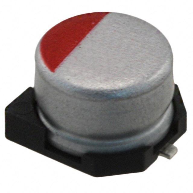 CAP ALUM POLY 220UF 20% 6.3V SMD - Nichicon RSL0J221MCN1GB