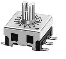 Rotary Coded Switches - SMR 7000-1/8000-1