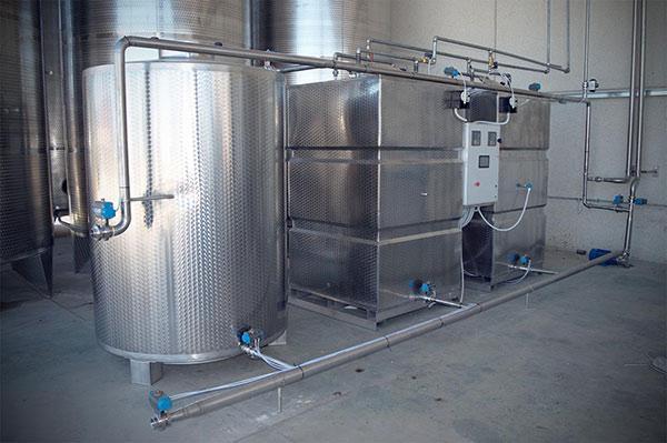 Macchine di lavaggio C.I.P. - Ingegneria Alimentare SRL