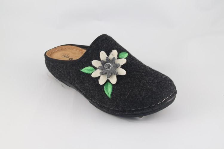 slipper woman