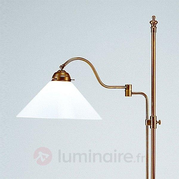 Lampadaire réglable en hauteur Gustav - Tous les lampadaires