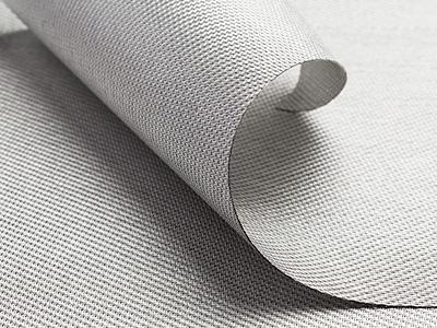 Intelligent fabrics for solar protection - SCREEN LOW E / Satiné 5500 Low E