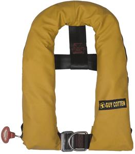 Gilet de sécurité pêche en mer
