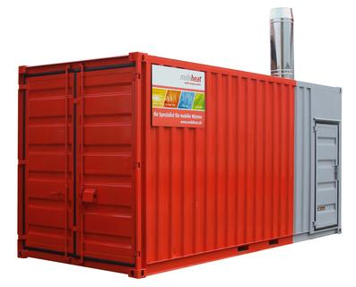Heizcontainer MH600C - null