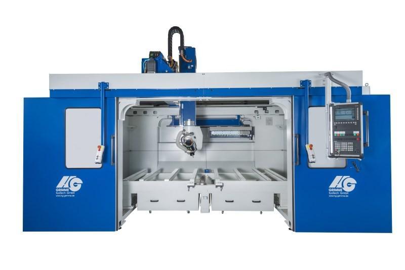 5-axis Gantry Milling System G-S-F(24-13)B
