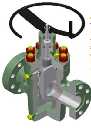 ON-OFF Service Valve - Valves and Actuators
