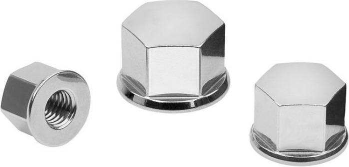 Écrou borgne compact Hygienic DESIGN -