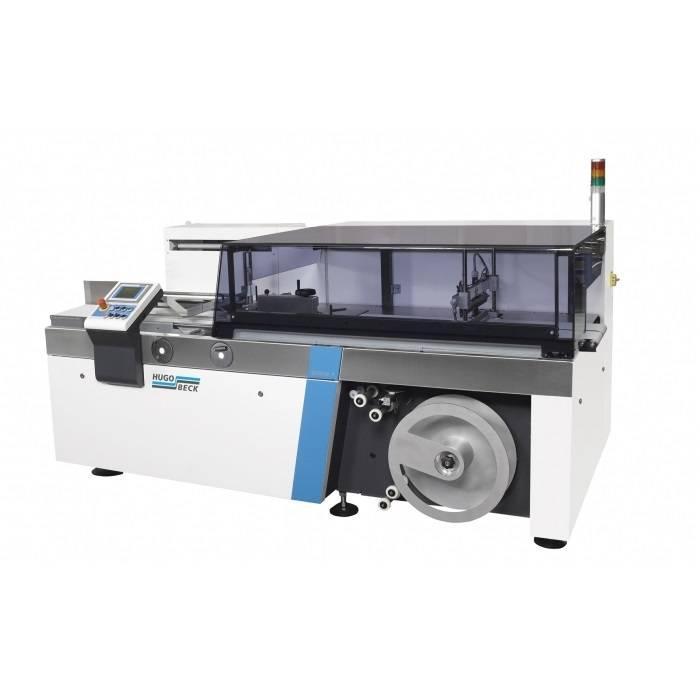 Machine Hugo Beck à conformateur réglable, Type SERVO X - Machines à haute cadence