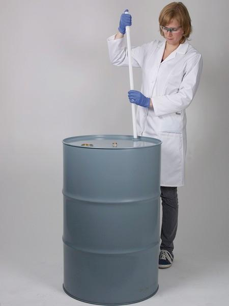DispoTube - Disposable & sterile sampler, HDPE, all-layer and target point sampling