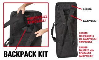 BACKPACK KIT HANDY BACKPACK CARRYING SYSTEM FOR GUNBAGS - null