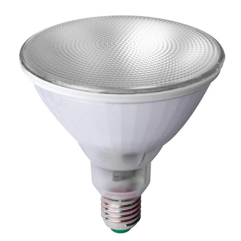 E27 15.5 W 828 LED reflector PAR38 35° MEGAMAN - light-bulbs