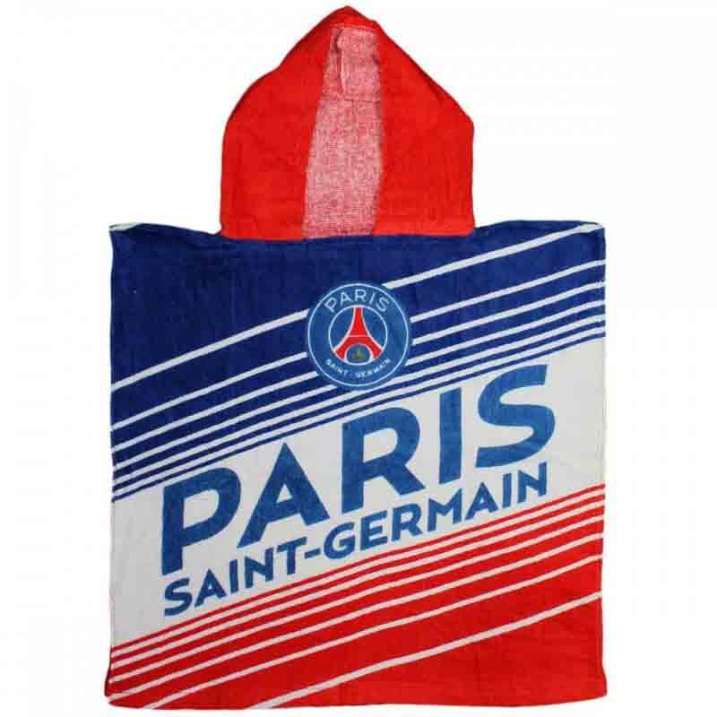 Bath Poncho Wholesaler PSG Paris Saint Germain - Bath Poncho Wholesaler PSG Paris Saint Germain
