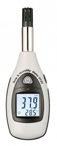 Mini-Thermo-Hygrometer - Artikel-ID: R0555
