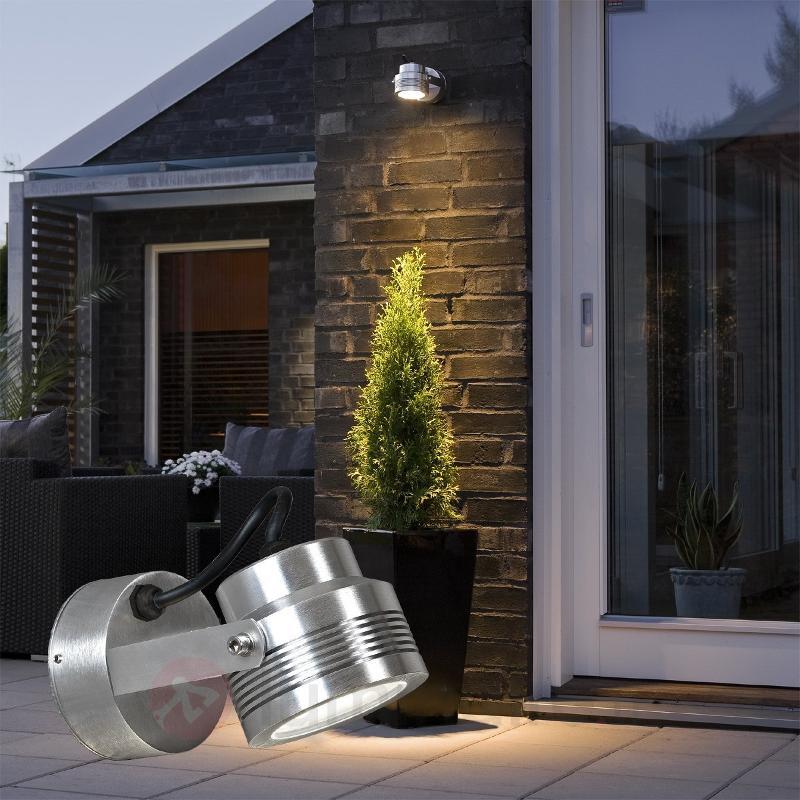 Grande applique extérieure NEW MONZA 2 LED - Appliques d'extérieur LED