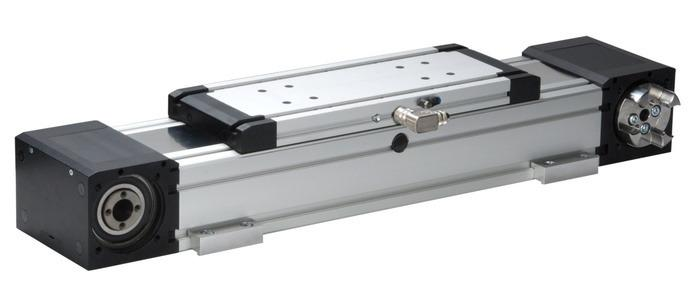 RK DuoLine Z  - Ball rail linear actuator