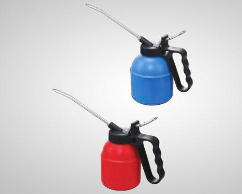 Plastic Oil Can - null