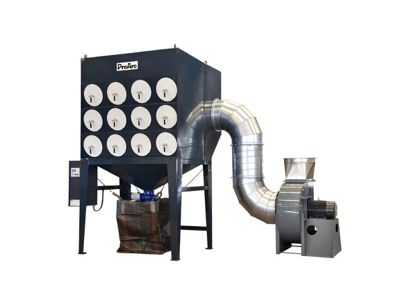 High Efficiency Dust Collector - ProArc Dust Collector- DC series