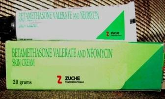 Betamethasone Valerate and Neomycin Skin Cream - Betamethasone Valerate and Neomycin Skin Cream