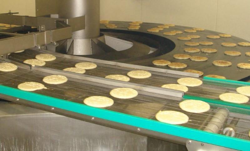 Machine Automatique cuisson 2 faces sur plaques - Blinis